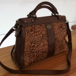 new in: stunning Fossil bag