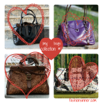 my bags collection #1