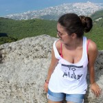 vacanze ad Ischia #10 monte epomeo (1 outfit and 1/2)