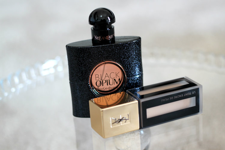 ysl black opium 7