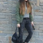 bomber outfit