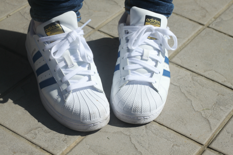 adida superstar outfit 3