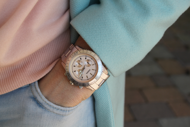 orologio rose gold