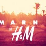Marni at H&M. Preview.