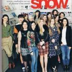 Press: on Glamour (April)