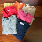 cashmere in summer!