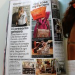 Press: I'm on Glamour (july) !! (again!!)