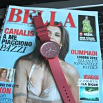 press update: Bella magazine