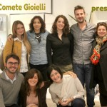 Comete Gioielli press day