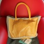 new in: Pomikaki bag