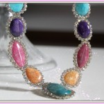 Ottaviani bijoux are a girl's best friends! #agate's parure