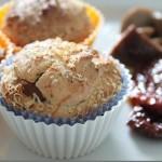 muffin salati cipolla e pancetta