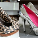 animalier and silver heels