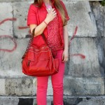 red and pink, just love