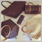 my Louis Vuitton babies