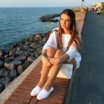 vacanze ad Ischia #6 tramonto a Casamicciola