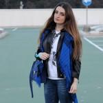 blu tartan