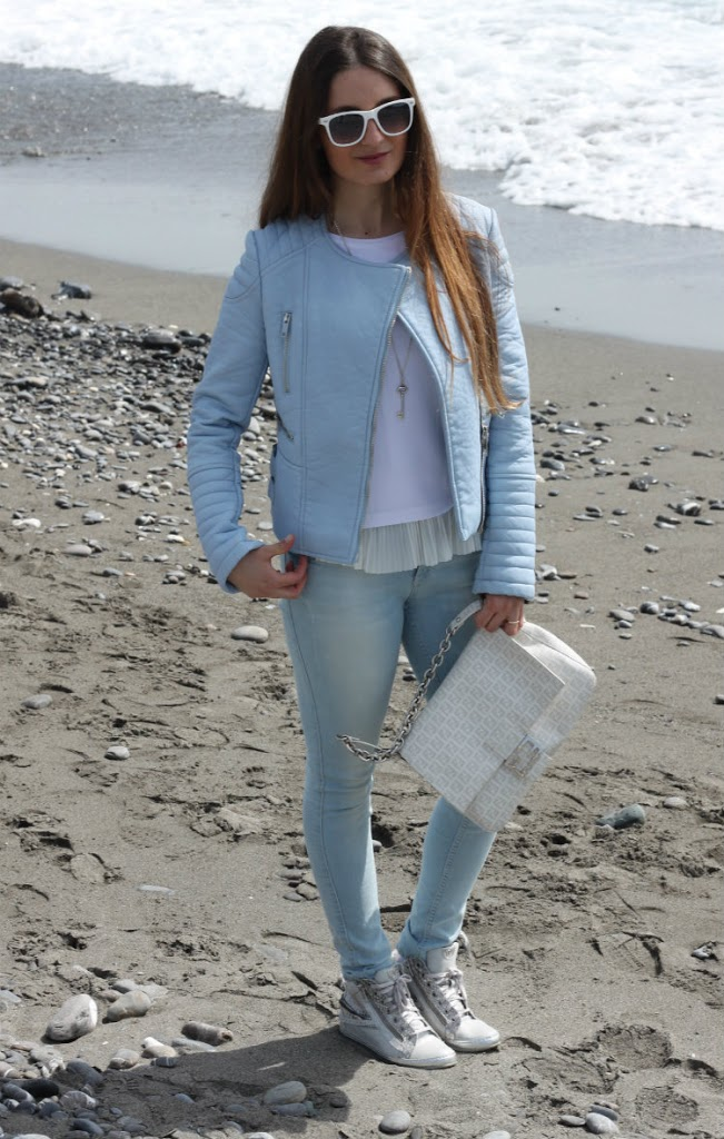 newest cf4c3 80185 giacca azzurra zara Archivi - Fashion Sinner