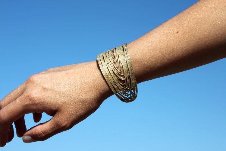 bracciale stroili oro