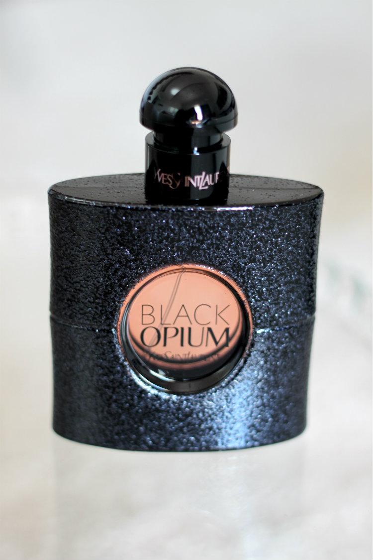 ysl black opium 8