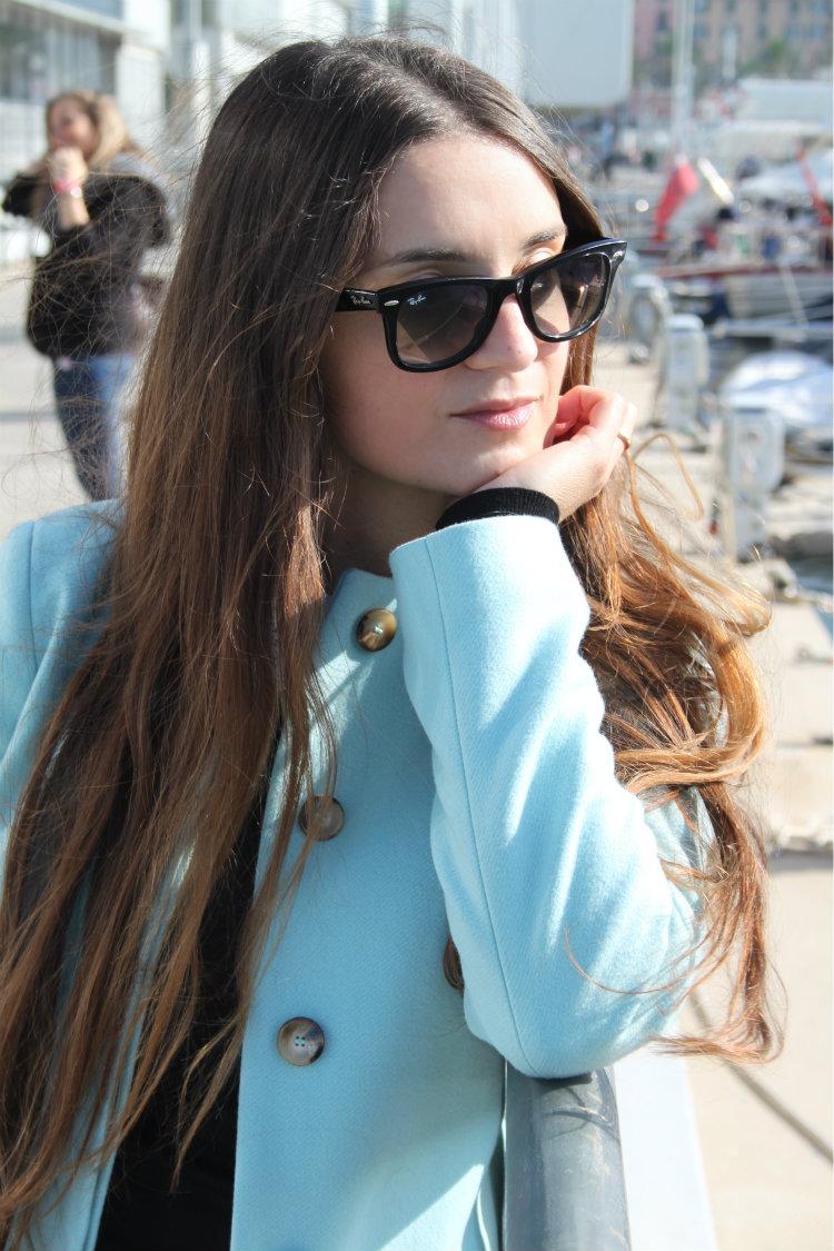 cappotto benetton azzurro 4a