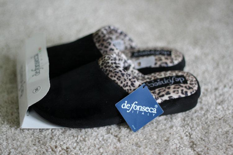pantofole de fonseca animalier