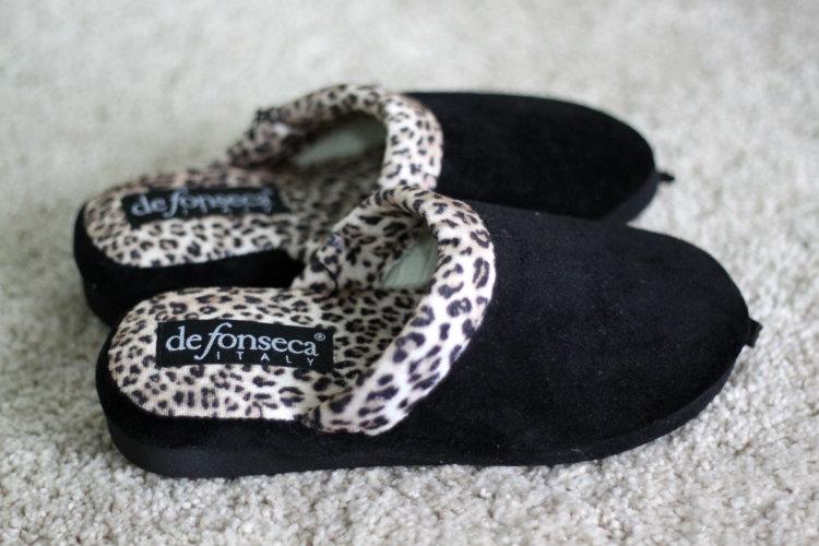 pantofole de fonseca maculate