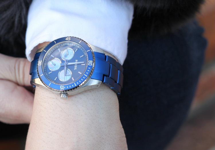 orologio fossilblu
