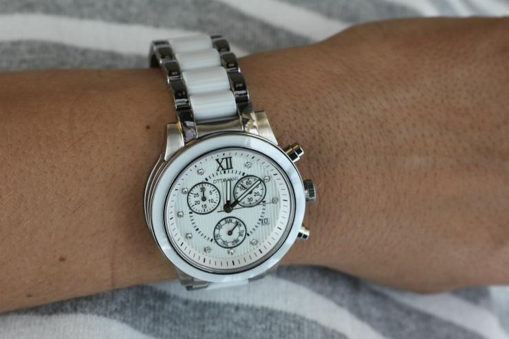 orologio ottaviani bianco