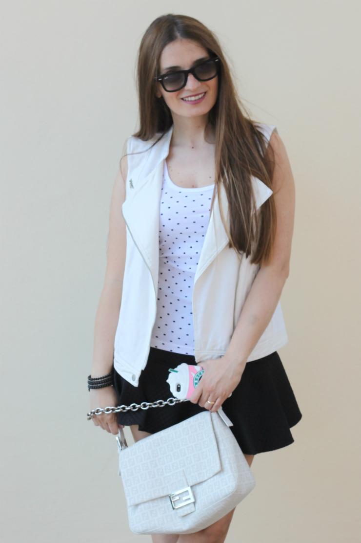 outfit bianco e nero 4