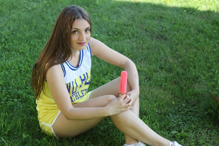 sporty look 3