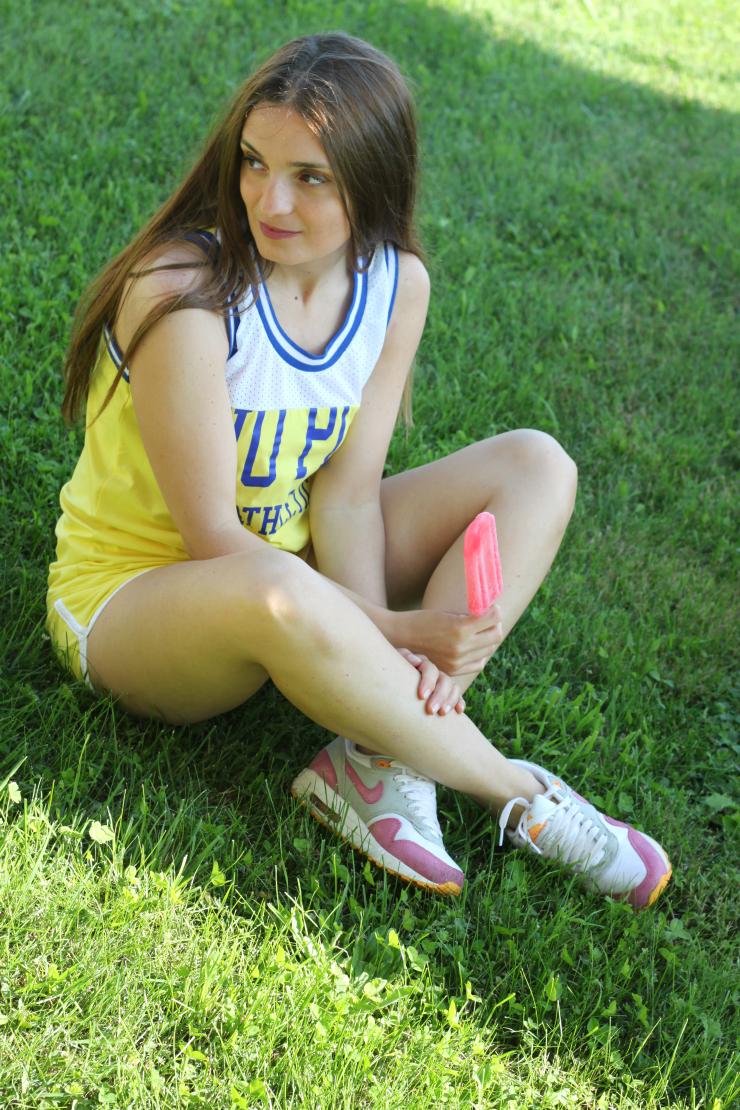 sporty look 8
