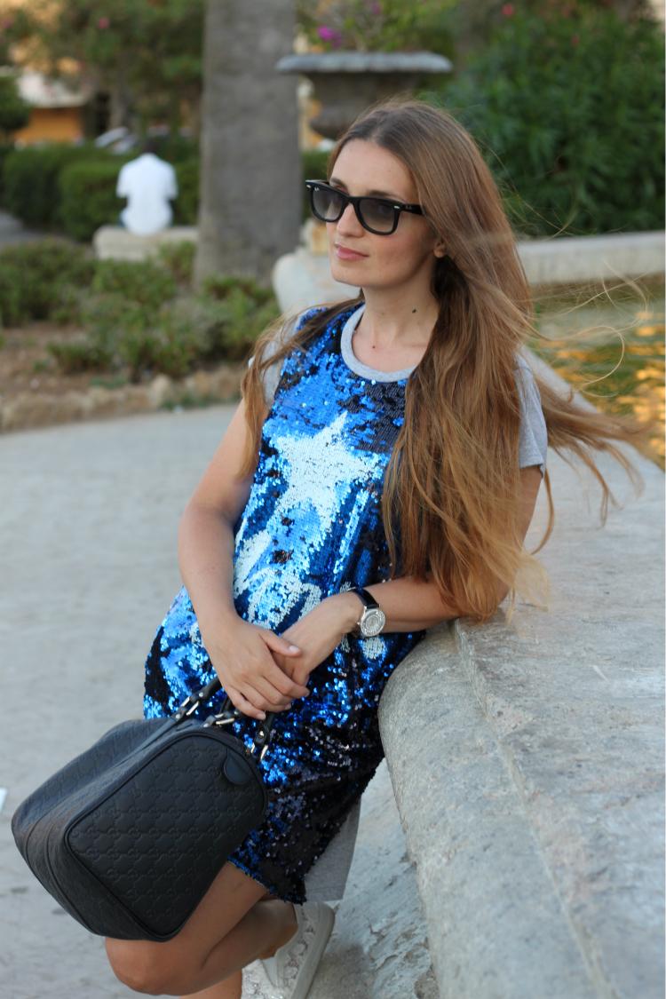 vestito pailettes 4