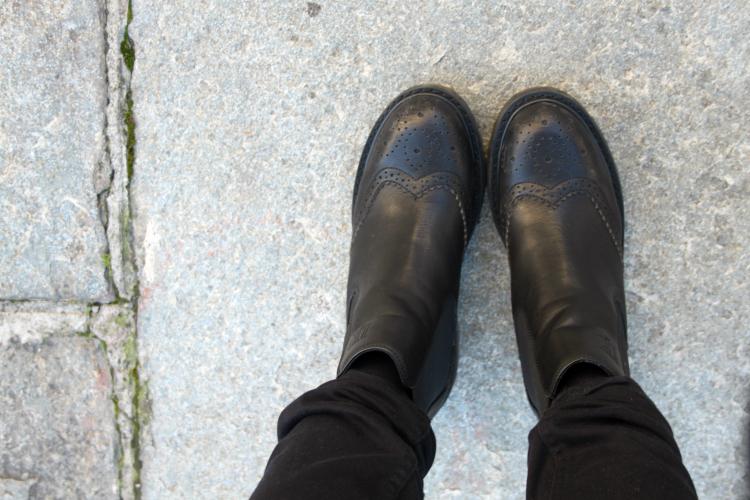 lumberjack scarpe