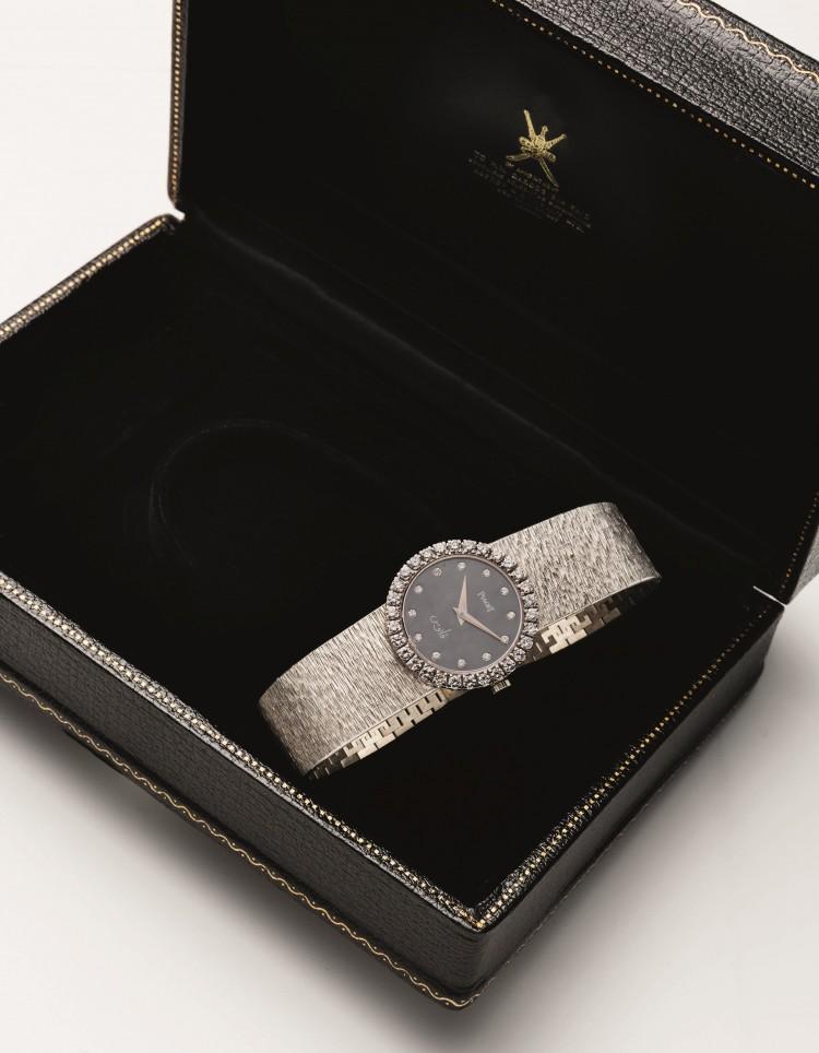 orologio Piaget per Asprey