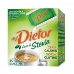 dolcificare con la stevia