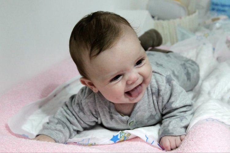 emily 4 mesi