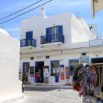 La vacanza a Mykonos per una estate mediterranea